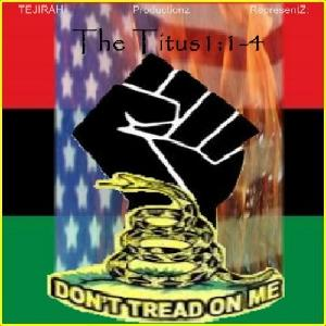 The Titus 1;1-4 don't tread on me