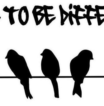 Dare to be different 3kngz