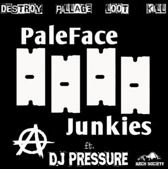 paleface junkies DJ pressure