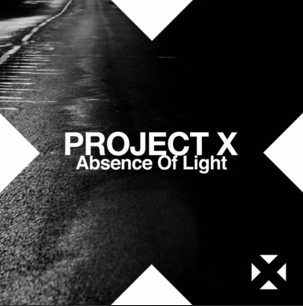 project x Absence of light