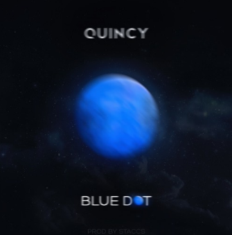 Quincy Blue dot