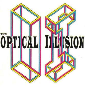 the optical illusion