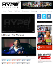 lil probz - the hype machine magazine