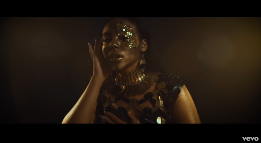 basheba-black-and-gold-video