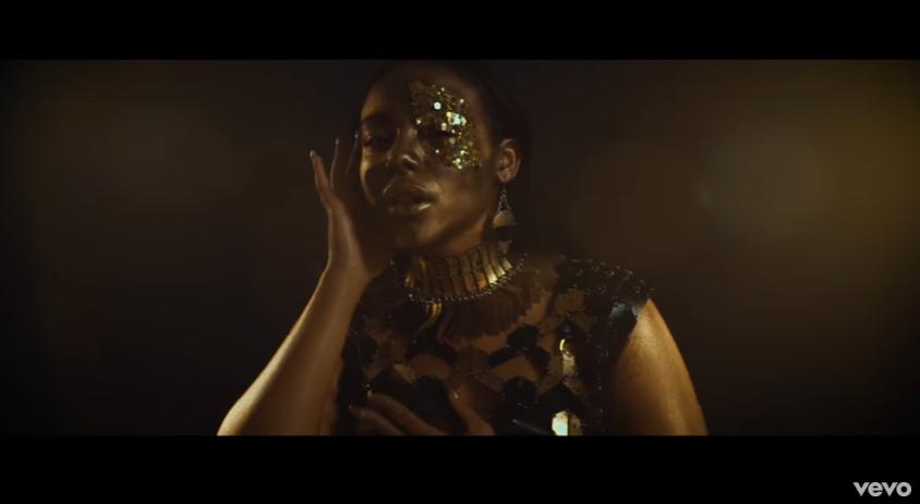 basheba-black-and-gold-video