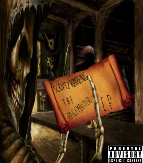 the-pagemaster-ep-cover