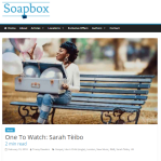 Sarah Teibo - Soapbox