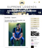 DeanKelly - Supreme Legends