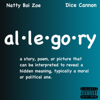 Natty Boi Zoe Taps Dice Cannon For New Joint, 'Allegory'