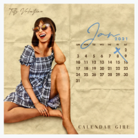 Song of the Day: Calendar Girl - Tilly Valentine