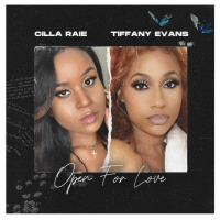 Cilla Rae is 'Open For Love' In New Single Featuring Tiffany Evans