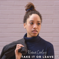 EP Review: Take It Or Leave It - Kiana Corley